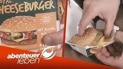Burger aus dem Supermarkt: Was taugt der Tiefkühl-Burger? | Abenteuer Leben | Kabel Eins