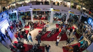 Мотозима 2018 своими глазами: много посетителей - выставка удалась, как мотозакрытие сезона байков