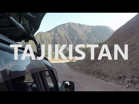 Tajikistan - The Pamir Highway