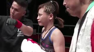 Shootboxing Girls S-Cup.