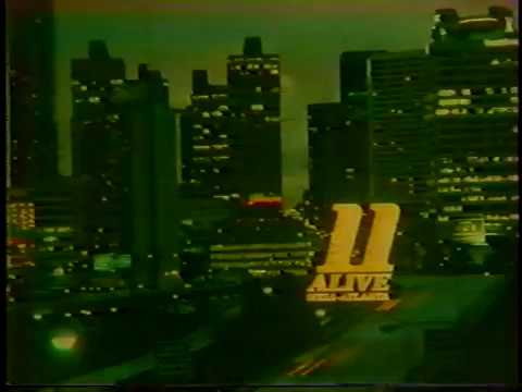 WXIA-TV Morning Sign On - July 29, 1981