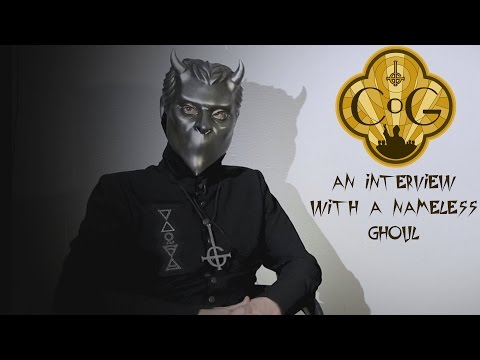 We Interviewed A Nameless Ghoul From Ghost Mp3