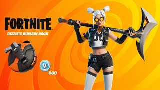 FINALLY, AN ORANGE STARTER PACK SKIN!  (Is The Dizzie's Domain Pack Worth Buying?)