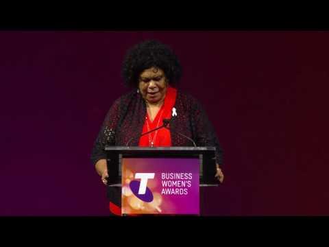 2016 Telstra Australian Business Woman of the Year Award Winner - Andrea Mason