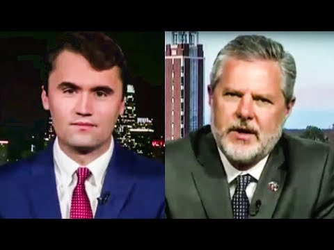 Charlie Kirk and Jerry Falwell Jr. Announce Mission To Make America Worse