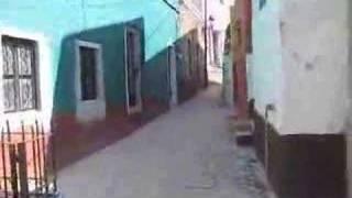 Exploring Guanajuato, Mexico