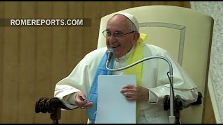 Pope jokes in ecumenical meeting: Who is better - Catholics or Lutherans?