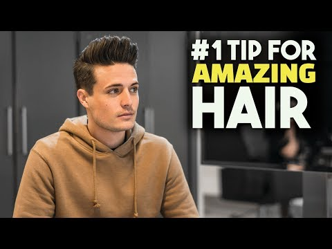 The #1 Tip To Achieve Amazing Hairstyles   How To Men's Hair Tutorial   BluMaan 2018