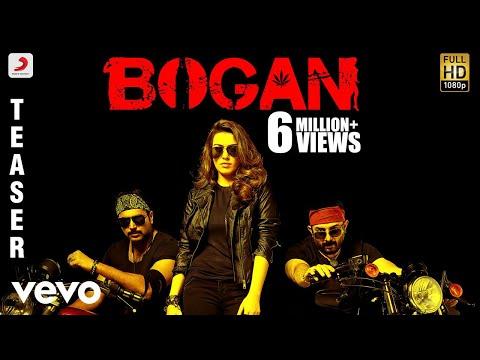 Bogan - Official Tamil Teaser   Jayam...