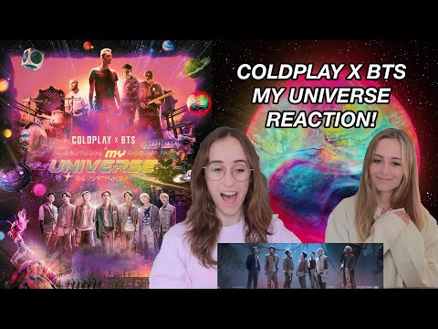 Coldplay X BTS - My Universe (Official Video) REACTION!