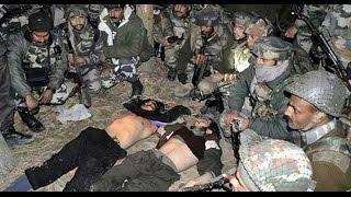 Pathankot Terror Attack   4 Terrorists Killed