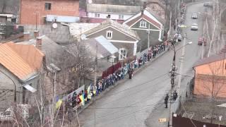 День Злуки 2015 Калічанка Чернівці