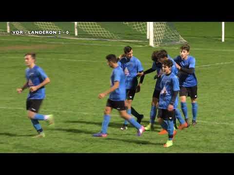 18.10.2017 Coupe Juniors A 1/8 de Finale FC Val-de-Ruz - FC Le Landeron 9 - 0