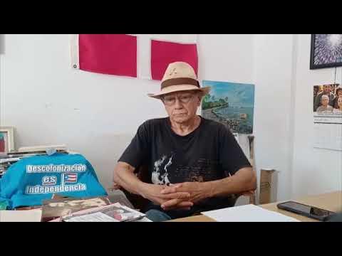 Puerto Rico: Somos Caribe Oscar López Rivera