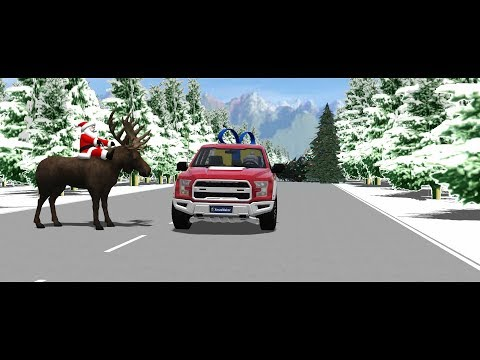 CarMaker Christmas Story 2017 (Part 3)