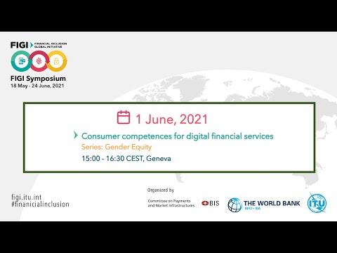 FIGI 2021 | Consumer competences for digital financial services