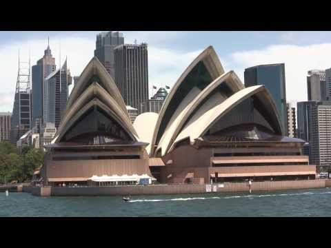 Sydney Opera House and Circular Quay - 2013