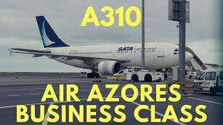 Is this the WORST BUSINESS CLASS to Europe?