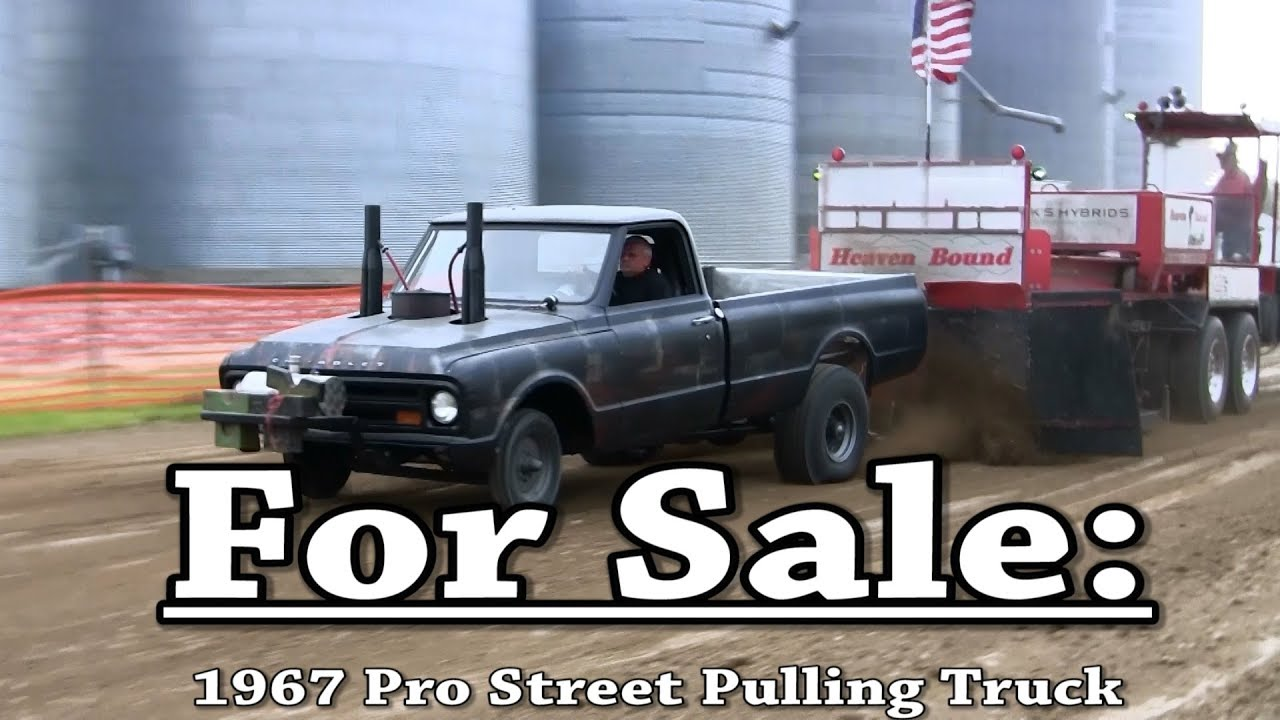 Central Illinois Truck Pullers - For Sale: 1967 Pro Street Pulling ...