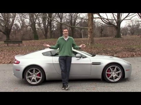 Aston Martin V8 Vantage: The Weird Quirks