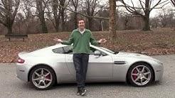 Aston Martin V8 Vantage: The Weird Quirks