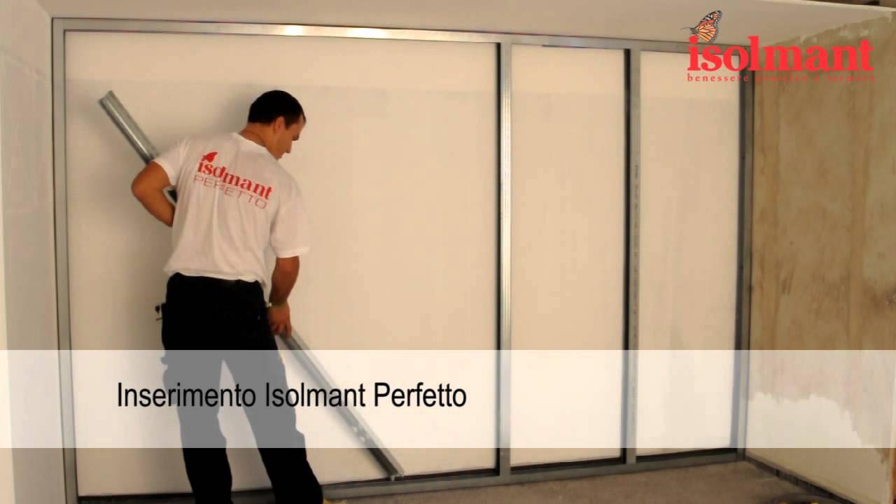 Spessore parete cartongesso finita best costo parete - Parete in cartongesso costo ...