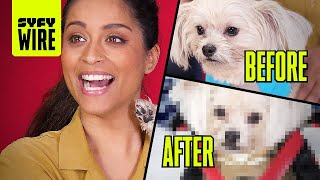 "Lilly Singh's Dog Goes Full ""King Of The North"" (Cospets) 