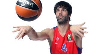 Top 5 Plays: Milos Teodosic, CSKA Moscow thumbnail