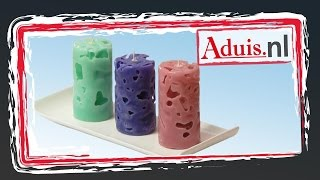 Coole ijsblokjes kaarsen