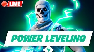MINTY PICKAXE & FASTEST LEVEL UP (Fortnite Chapter 2 Super Charged XP)
