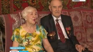91-летний жених и 75-летняя невеста сыграли свадьбу в Омске