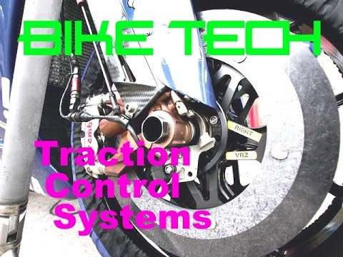 Traction Control System - Bike TEch
