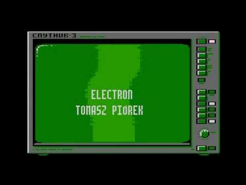 back to life demo for Atari 8-bit