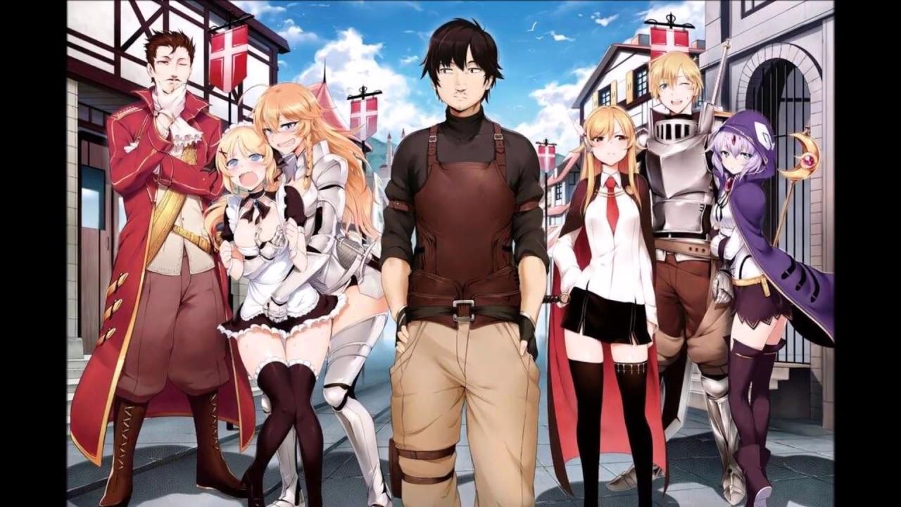 7 New Manga About Reincarnation #2 - YouTube