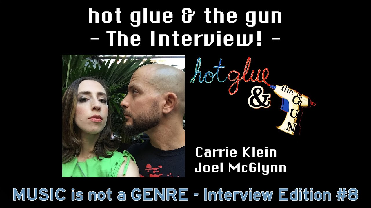 My interview with the incomparable hot glue & the gun