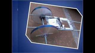 Projeto unificado 2 - Carrinho de ratoeira (Mouse Trap Car)