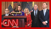 Articles of impeachment against President Trump announced
