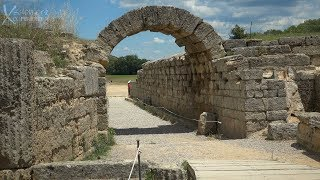 Classical Greece Cruise 7 Olympia 4K