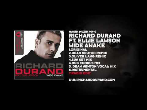 Richard Durand featuring Ellie Lawson - Wide Awake