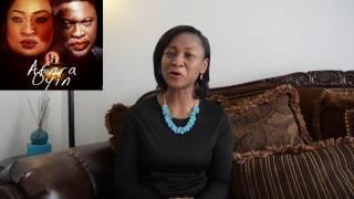 nollywood movie review afara oyin