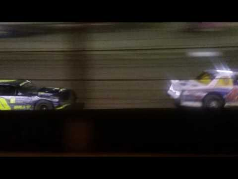 Factory Stock Feature Part 1/2  Charleston Speedway