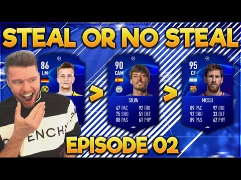 FIFA 19: STEAL OR NO STEAL #02