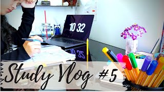 Chill Study day Vlog 5 || a day in my life as a CSE aspirant and Content Creator