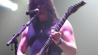 Soldiers Under Command Solo/Chorus - Stryper - Granada Theater, Dallas, 6-28-13