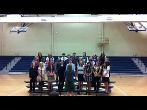 Conway Christian School Choir