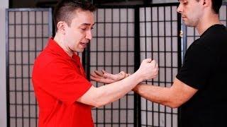 How to Do Fook Sau aka Subduing Hand | Wing Chun