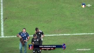 Copa Venezuela 2018   Monagas SC vs. Deportivo La Guaira   8vos de Final, Ida