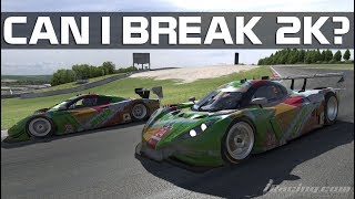 iRacing - Can I Break 2K iRating???