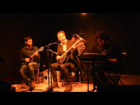 "Upper York Mandolin Trio ""Nothing I Can Do"" @ The Burdock -video Richard Sugarman"