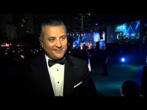 Ammar Hilal, hotel manager, Burj al Arab